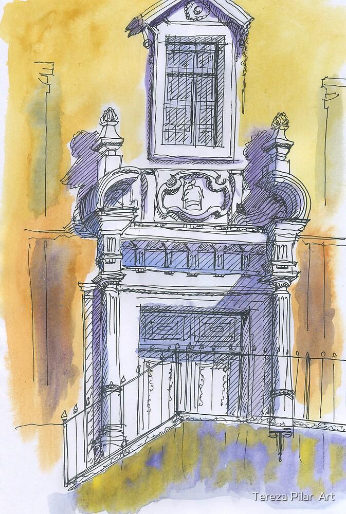 portico igreja de carnaxide by terezadelpilar ~ art & architecture