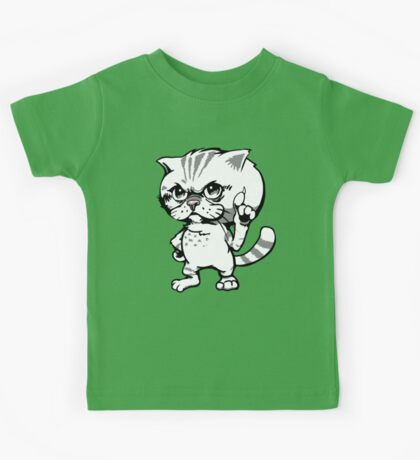 Mr Eggs the Exotic Shorthair Kids Clothes