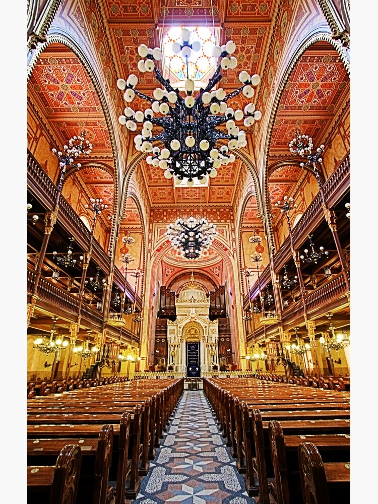 Budapest Synagogue by Sparky2000