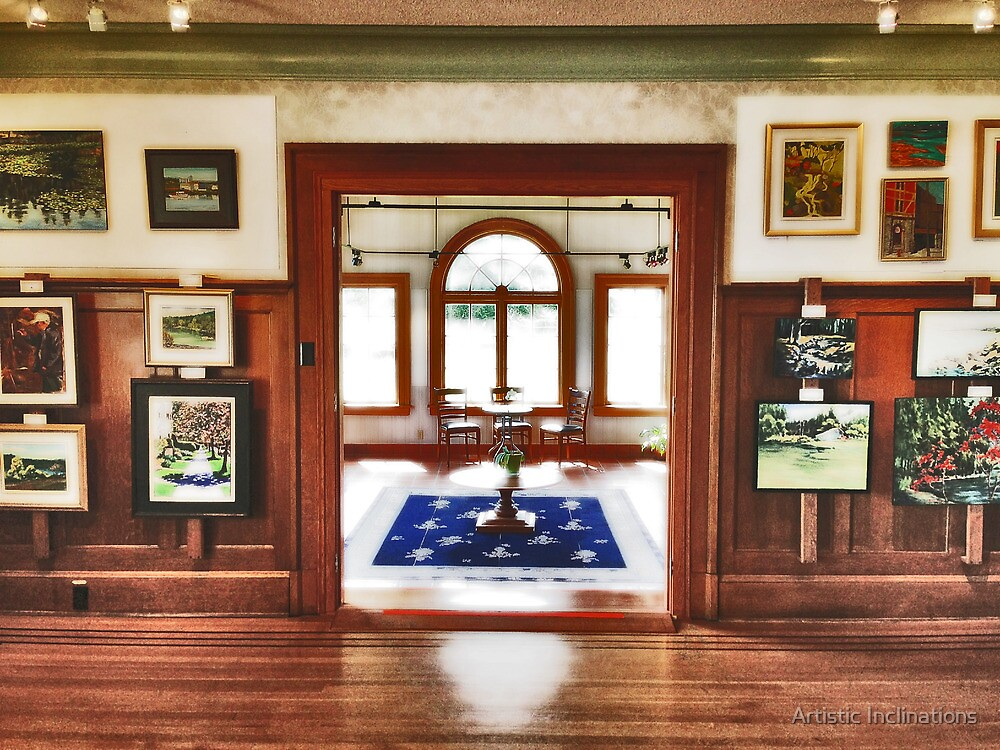 Waterfront Gallery by Artistic Inclinations