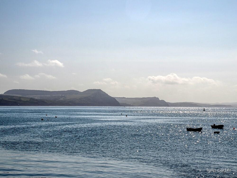 Sea View - Lyme Regis Dorset UK by lynn carter