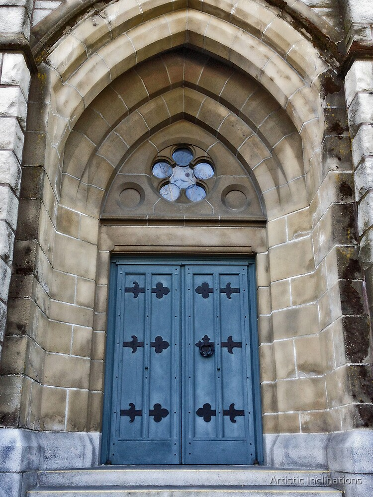 The Door by Artistic Inclinations
