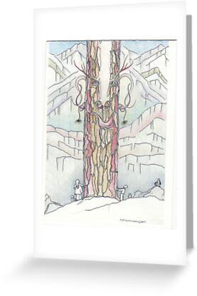 The Family Spirit Tree by merrilymccarthy