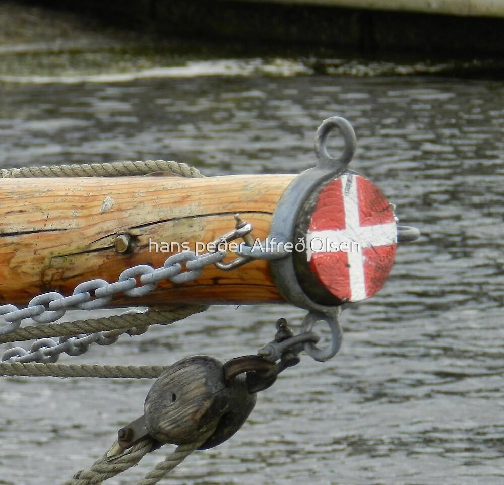 The Bowspit by hans peðer alfreð olsen