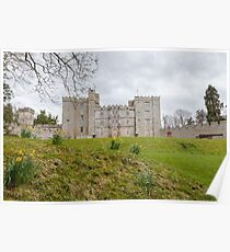 Chillingham Castle Poster