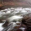 Rushing Water by Christa Binder