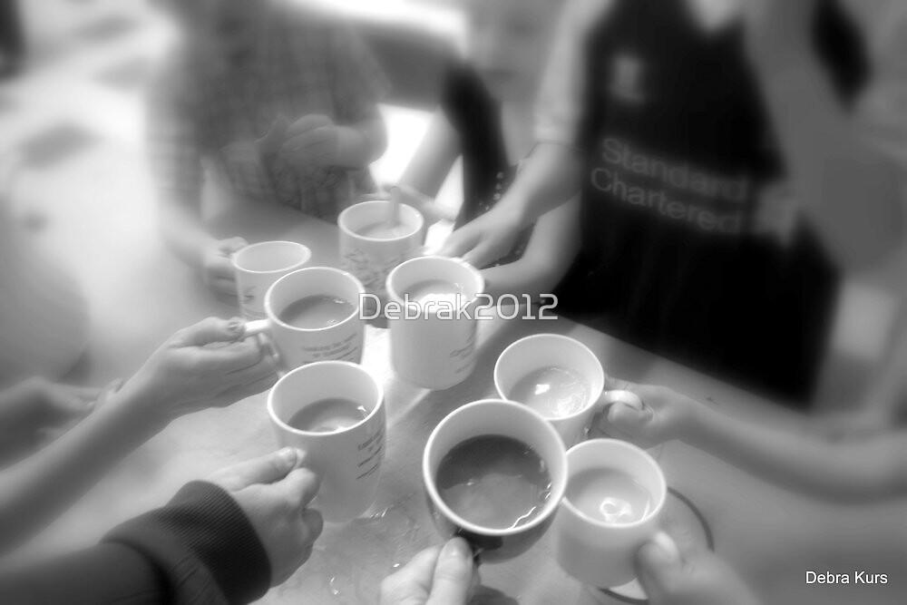 childrens tea break . by Debrak2012