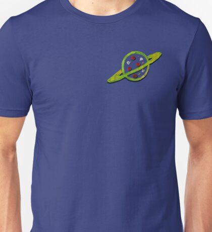 Pizza Planet Alien logo Unisex T-Shirt