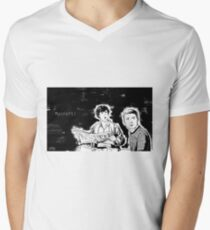 Mycroft! Men's V-Neck T-Shirt