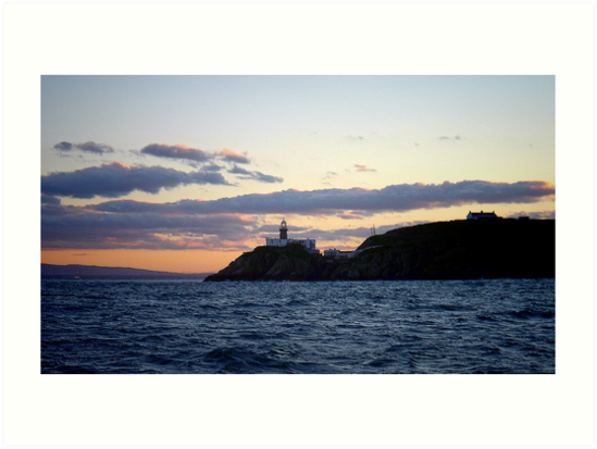 Ben of Howth Lighthouse by globeboater