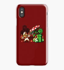 Game Over Man, GAME OVER! iPhone Case