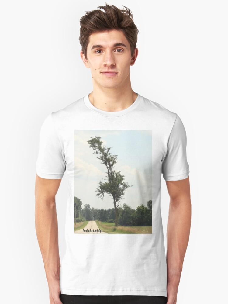Indubitably Unisex T-Shirt Front