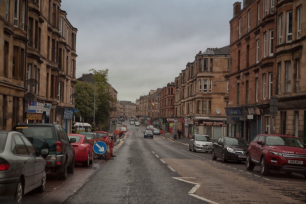 Cathcart Road by Eunice Gibb