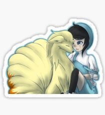 Ruby And Saphira Sticker