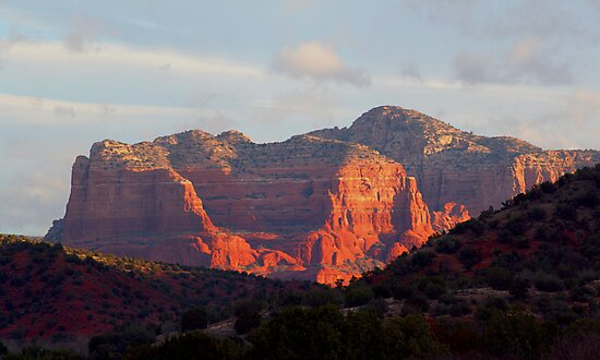 SEDONA ARIZONA FEBRUARY 2009 by photographized
