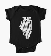 Chicago: The Windy City White Kids Clothes