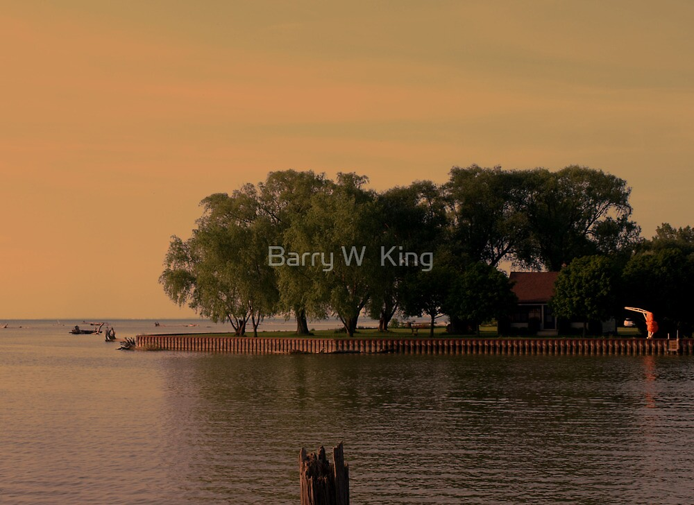 Swept Away by Barry W  King