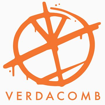 VERDACOMB Orb Suit Symbol Sticker by VERDACOMB