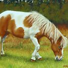 Tranquility-Mini Pony Mare by Margaret Stockdale