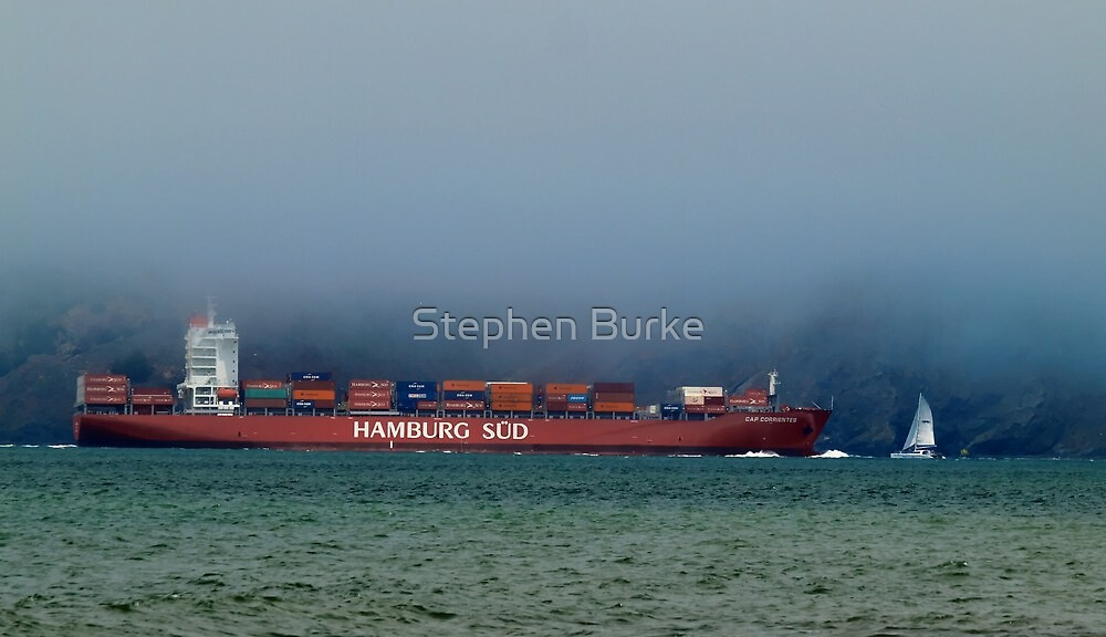 more Container imports by Stephen Burke