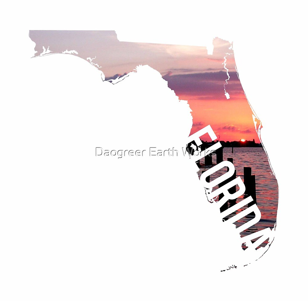 Florida Sunset by Daogreer Earth Works