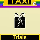 Ebook Cover_Taxi-Trials by SophiaDeLuna