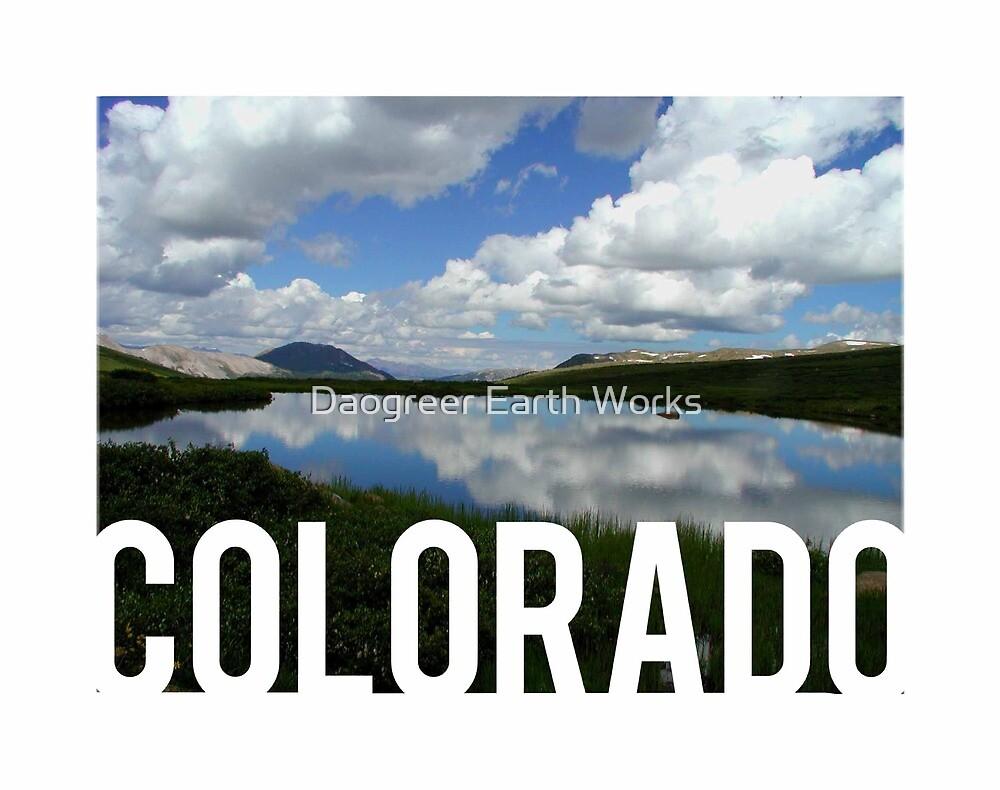 Colorado Lake by Daogreer Earth Works
