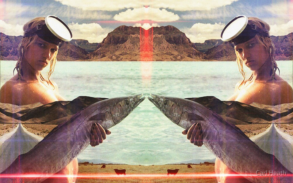 Wahoo  by Carl Heath