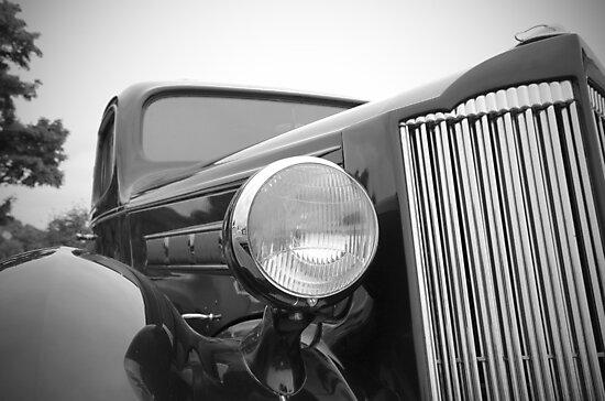 Packard Six Touring Sedan by Marko Palm