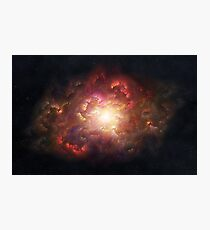 Triumvirate Nebula Photographic Print