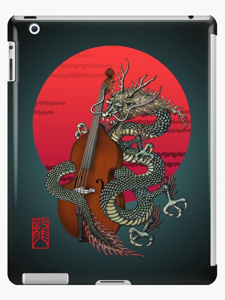 Dragon Contrabass by kuuma