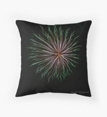Pops on the River - Three Throw Pillow