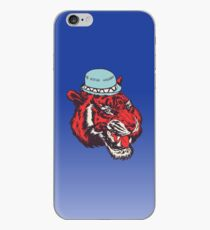 tiger hat iPhone Case
