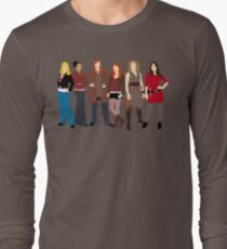 The Companions  Long Sleeve T-Shirt