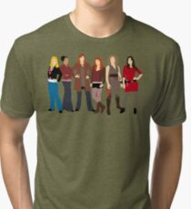 The Companions  Tri-blend T-Shirt