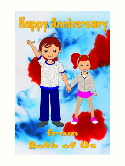 Happy Anniversary from Both of Us by Dennis Melling