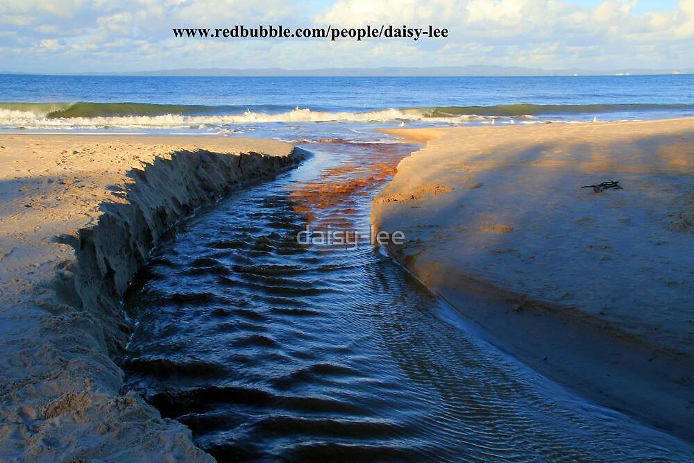 After the storm Bribie Island Queensland by daisy-lee