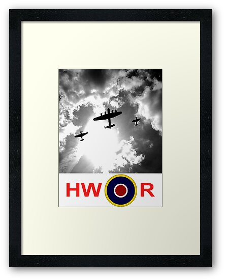 WWII battle of Britain Flight by Wokswagen