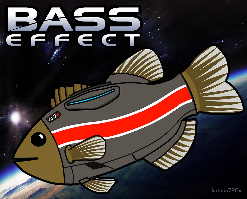 Bass Effect by katana720x