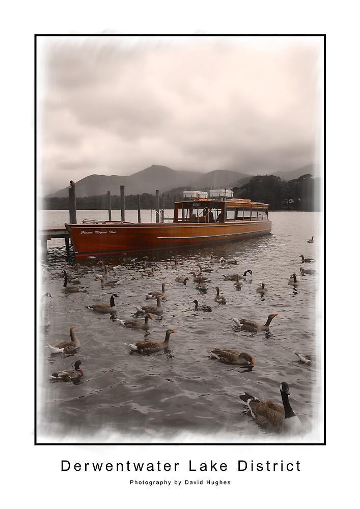 Derwentwater Lake District by DavidWHughes