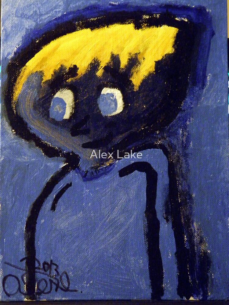 The Blue Boy by Alex Lake