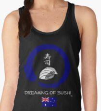 Dreaming of Sushi - Australia Women's Tank Top