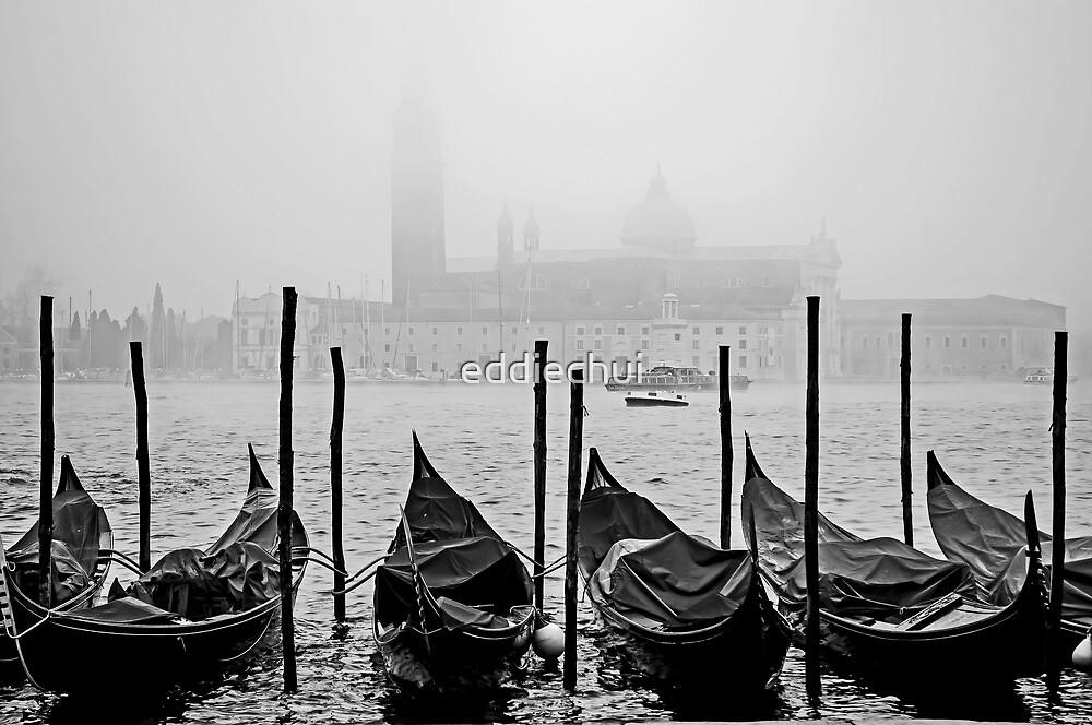 In the Fog by eddiechui