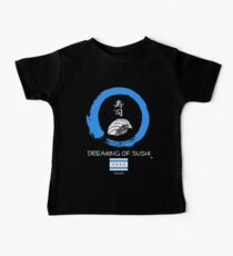 Dreaming of Sushi - Chicago Baby Tee