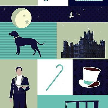 Downton Abbey - Collage by consultingcat