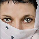Vanessa's Gaze by SunseekerPix