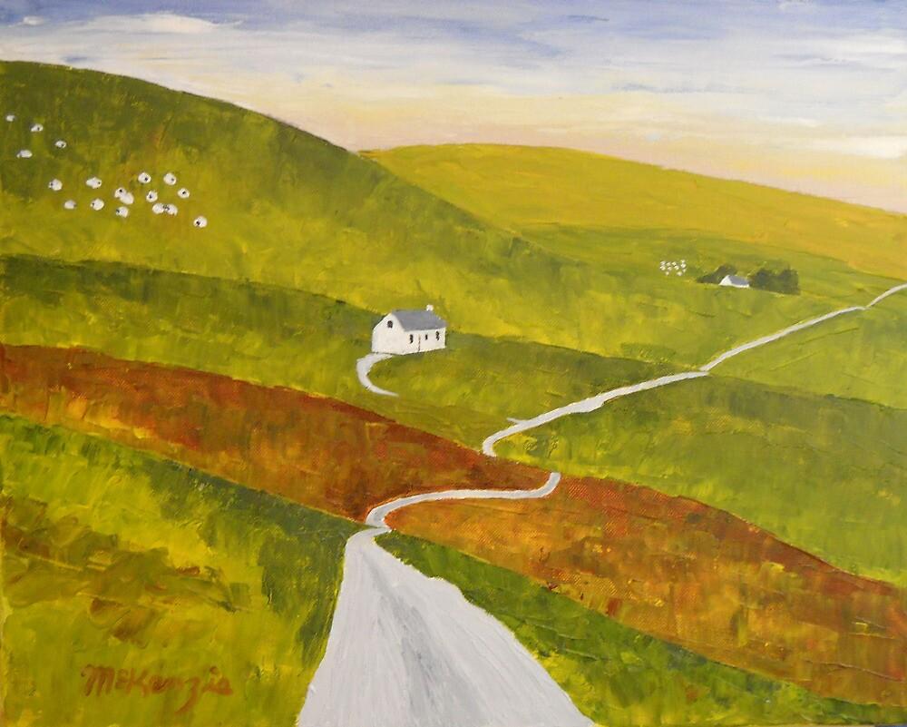 """""""Road to Gairloch"""" by rmckenzie"""