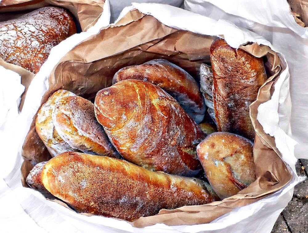 Simply Bread by Andrea Maréchal
