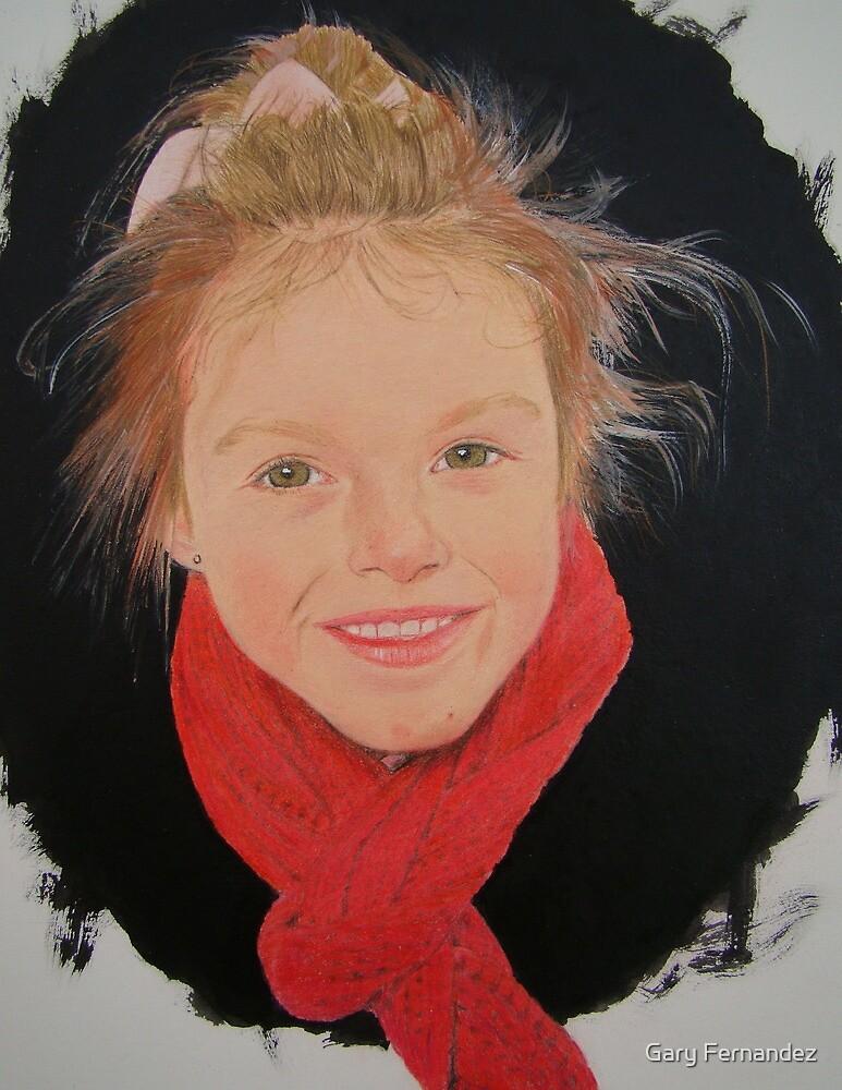 Winter wrap, summer smile.. by Gary Fernandez
