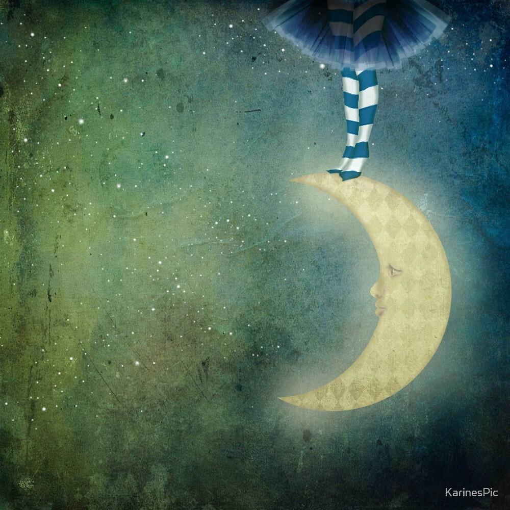 Moon's dancer by KarinesPic